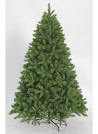 unlit artificial trees king of