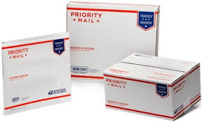 what corner does the stamp go on stamps com usps priority mail postal service priority mail