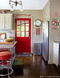 interior kitchen doors 22 gorgeous painted interior doors that aren t white postcards