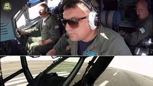 antonov 22 fantastic abu dhabi landing cockpit views with full atc