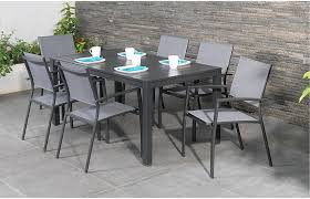 6 Seat Patio Table And Chairs Dining Room Garden Dining Tables Home Brands