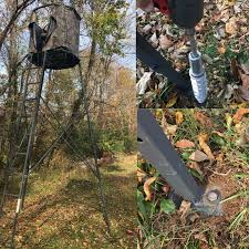 Stand Up Hunting Blinds Ground Anchors For Deer Hunting Blinds