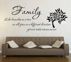 family like branches on a tree inspirational wall art sticker family like branches on a tree inspirational wall art sticker sticker station