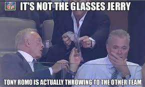 Jerry Jones Memes - jerry jones glasses sports humor pinterest jerry jones