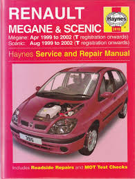 9781859609163 renault megane and scenic 99 02 service and