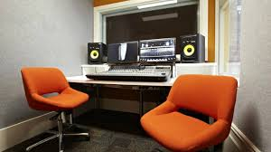 small music studio recording studio at kathleen syme library and community centre