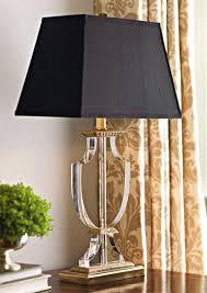 Buffet Lamps With Black Shades by Best 25 Crystal Lamps Ideas On Pinterest Crystal Decor Bling