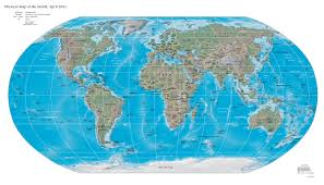 Trinidad On World Map by