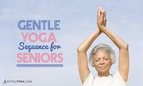 Armchair Yoga For Seniors Minute Gentle Yoga Sequence For Seniors