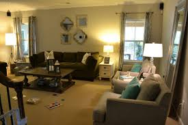 dwell by cheryl 09 01 2015 10 01 2015 for starters the living room needed new accent colors the bold turquoise was a bit much for the space we hit the road shopping and scored some great
