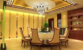 Formal Dining Rooms Elegant Decorating Ideas by Modern Formal Dining Room With Classy Chandelier Round Table And