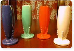 Antique Ceramic Vases Vintage Fiesta Pottery Price Guide Value For Original Fiestaware