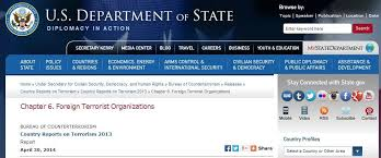 The Latest Terrorist Lanka Us State Department 2013 Terrorism Report Cites Ltte As Foreign