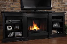 Electric Fireplace Media Center Built In Media Center Around Fireplace Home Design Ideas