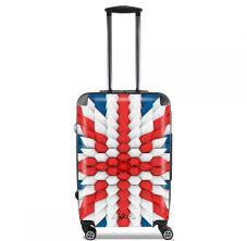 London Flag Kabinengröße Koffer Mit Flag Motive