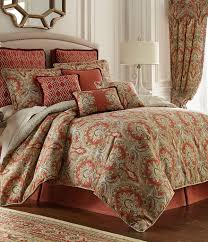 Damask Comforter Sets Rose Tree Harrogate Paisley Damask U0026 Geometric Diamond Comforter