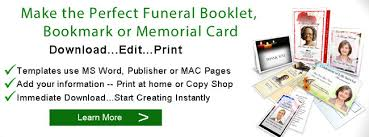 booklets templates funeral booklet funeral booklet templates