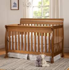 Summer Highlands Convertible 4 In 1 Crib Emily Ii 2 Stage Dual Sided 260 Coil Crib And Toddler Mattress