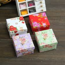candy boxes wholesale 400 x simple europe small floral candy boxes wedding square gift
