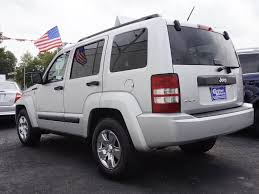 liberty jeep 2009 used 2009 jeep liberty sport suv for sale 3960 saint clair