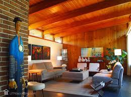 livingroom calgary house tour mike s mid century modern home utr déco