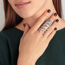 long silver rings images Thorn jewellery collection stephen webster jpg