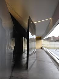 Zaha Hadid Home Vitra Fire Station Exterior Entrance Modlar Com
