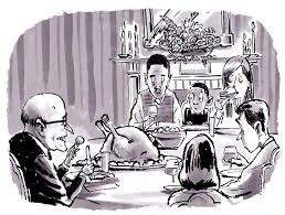 our artists get ready for thanksgiving the new yorker