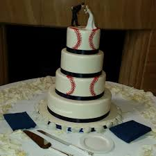 baseball themed wedding sports themed weddings adorable baseball themed wedding cakes