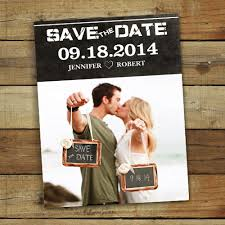 Best Save The Dates Unique Save The Date Ideas For Winter Weddings The Best