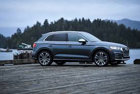 review 2018 audi sq5 compact suv gear patrol