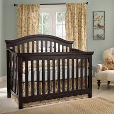 Munire Capri Crib by Bedroom Design Pattern Jcpenney Curtains With Dark Curtain Rods