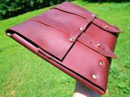 Portfolio Folder For Resume Prada Black A3 Folio