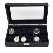 men u0027s valet box