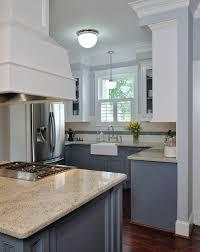 Grey Blue Cabinets 109 Best Kitchen Love Images On Pinterest Home Decor Kitchen