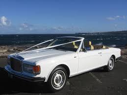 roll royce wedding convertible wedding cars for hire sydney