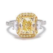 fancy yellow diamond engagement rings greenwich st collection fancy yellow diamond engagement ring