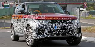 land rover malaysia range rover sport facelift spied inside and out