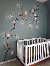 bricolage chambre modèles de décoration murale pour chambre de bébé astuces bricolage