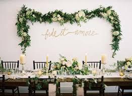 wedding backdrop of flowers 9 wedding flower ideas for your big day weddingbeauty