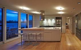 spots led cuisine eclairage plafond cuisine 39 idees eclairage luminaires de cuisine