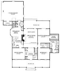 southern style house plan 4 beds 3 00 baths 2419 sq ft plan 137 169