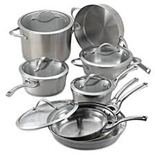 black friday deals on pots and pans cookware sets all clad stainless non stick cookware u0026 more bed