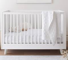 Pottery Barn Convertible Crib Reese Convertible Crib Pottery Barn Nursery Ideas