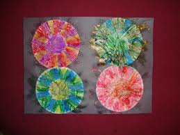 fireworks preschool art pictures to pin on pinterest pinsdaddy