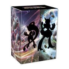 pokémon tcg mega mewtwo x and mega mewtwo y deck box pokémon tcg