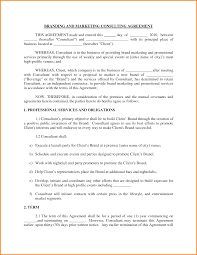 Client Termination Letter 7 Consultant Agreement Template Memo Templates
