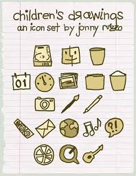 sketch icons 1k free hand drawn icons to download