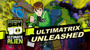 ben 10 ultimate alien tv shows play free games