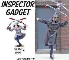 25 inspector gadget costume ideas inspector